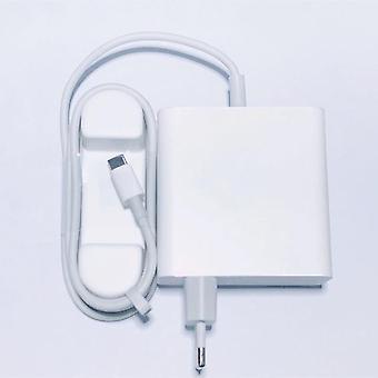 Xiaomi Charger 65w Type C Output Eu Laptop Charger Adapter Usb C Port