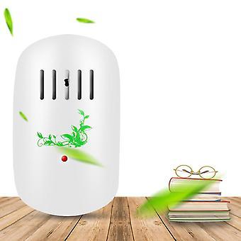Очиститель воздуха Отрицательный Ионный генератор Освежитель Чистый фильтр дыма воздуха Odor для дома