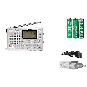 Full Band Portable Digital Radio (fm /lw/sw/mw )