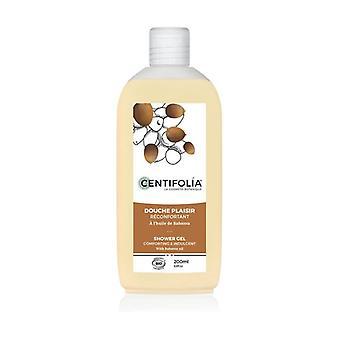 Comfortable pleasure shower gel 200 ml of gel