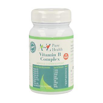 Vitamin B Kompleks 60 tabletter