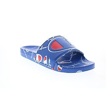 Champion Adult Mens Ipo Warped Slides Sandals