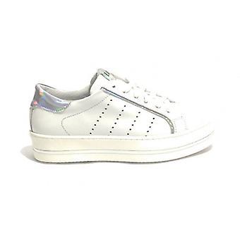 Women's Sneaker Life Calfskin Color White Ds19li02