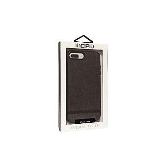 Incipio Esquire Case för iPhone 8 plus, 7 plus-Carnaby Gray