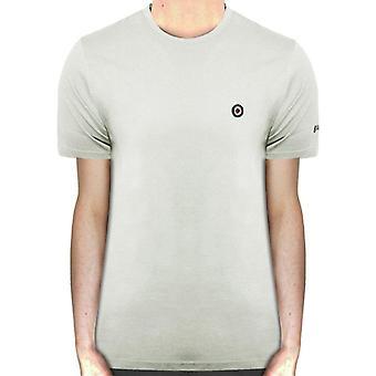 Lambretta Target T-Shirt - White