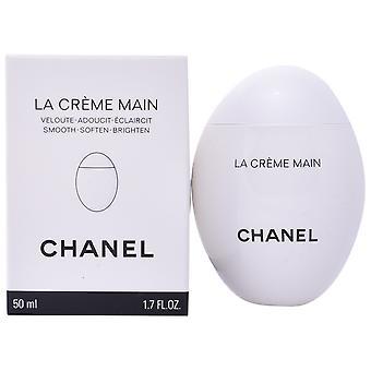 Chanel La Crème belangrijkste Veloute-Adoucit-Éclaircit 50 ml