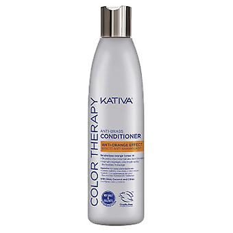 Kativa Shampoing Color Therapy Bleu Violet 250 ml