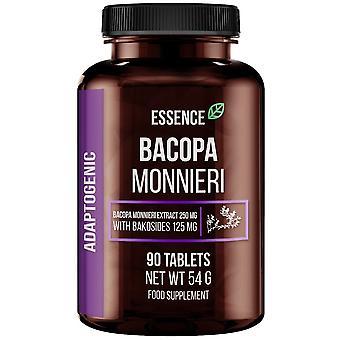 Essence Nutrition Bacopa Monnieri 250 mg 90 Tabletten