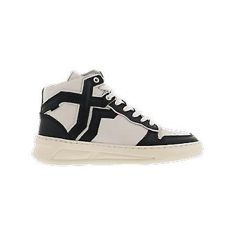 Bronx Old Cosmo High-Top White 47325AOFF shoe