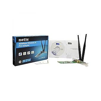 Netis WF-2118 300Mbps Wireless N PCI Adapter Abnehmbare Antennen