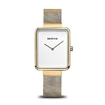 BERING Analogueic Horloge Quartz Vrouw met Roestvrijstalen Band 14528-334