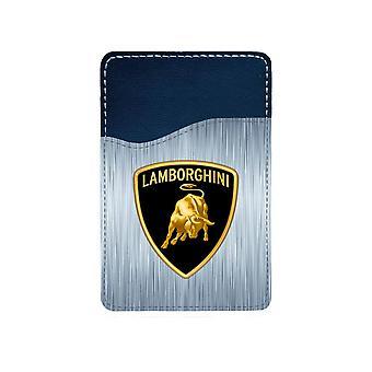 Lamborghini Universal Mobile Card Holder