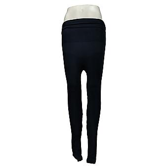 Spanx Women's Leggings Reg High Waisted Look At Me Now Blue a369382