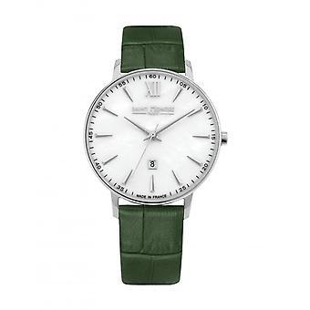 Women's Watch Saint Honor 7320121YIN-V - Green Leather Strap