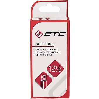 ETC Chambre à air 12 1/2 x 1.75-2.1 Schrader