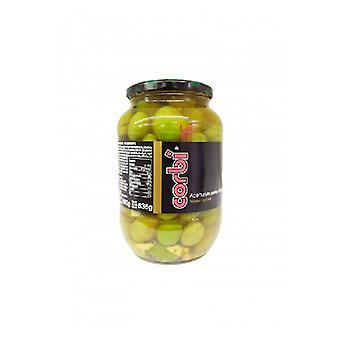Oliven Corb Gewürzt (850 ml)