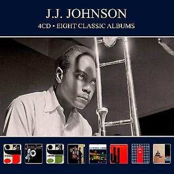 J.J. Johnson - Eight Classic Albums CD