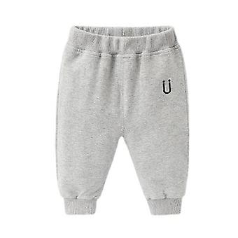 Baby Sports Long Pants Boys And Girls Baby Girls Casual
