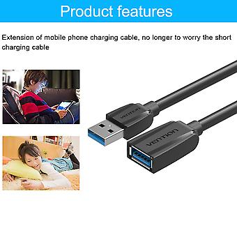 Usb 3.0 Extension Cable Male To Female Extension Data Transfer Super Speed