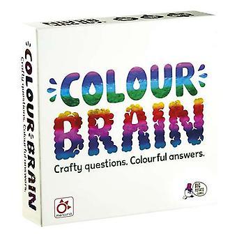 Farba kartovej hry Brain Mercurio (ES)