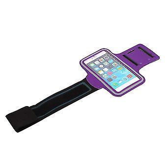 Sport Running Jogging Gym Armband Fodral Omslagshållare för iphone 6 4.7''