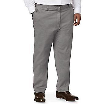 Essentials Herren Big & Tall Athletic Casual Stretch Khaki Pant Fit von DXL