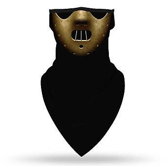 (#18) Joker Skelett Gesichtsmaske Bandana Biker Hals Schlauch Schal Snood Sturmhaube
