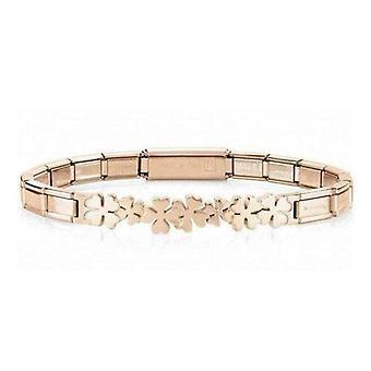 Nomination italia braccialetto trendsetter quadrifoglio 021111_008