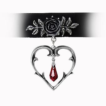 Alchemy Gothic Wounded Love Choker