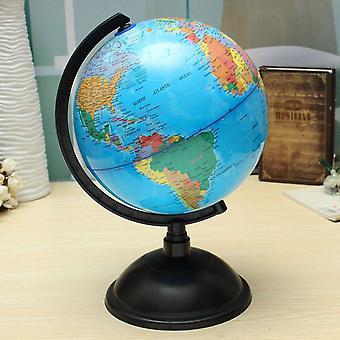 20cm Maailmankartta Vaahtopallo Atlas Globe Englanti Ball Planet Earth Ball