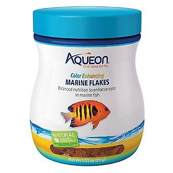Vesiväriä parantava merihiutaleiden kalaruoka - 1,02 unssia
