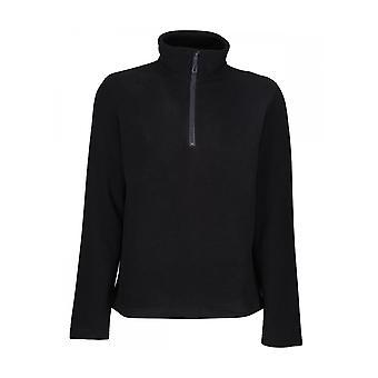 Regatta Ehrlich hergestellt 100% recyceltes half Zip Fleece TRF636
