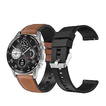 Inteligentny zegarek z trackerem fitness dla mężczyzn z dzwonieniem bluetooth, zegar dla Androida apple xiaomi