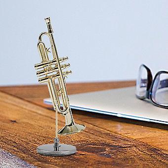 Mini Trompette Un Bon Cadeau Pour Enfant Mini Trompette Ameublement Ornement Déoratif