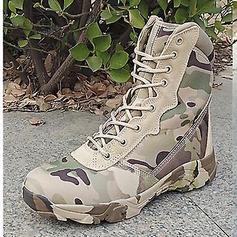 Cp Camouflage Taktische Militärstiefel Land Warfare Bergschuhe 40 # Innerhalb von 246-250mm der Fußlänge