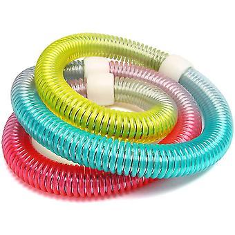 Dorosły Brzuch Fitness Piękno Talia Spring Tube Hula Hoop