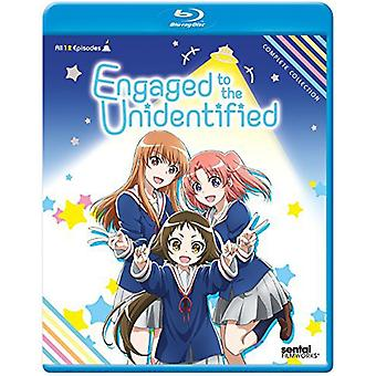 Engaged to the Unidentified [BLU-RAY] USA import