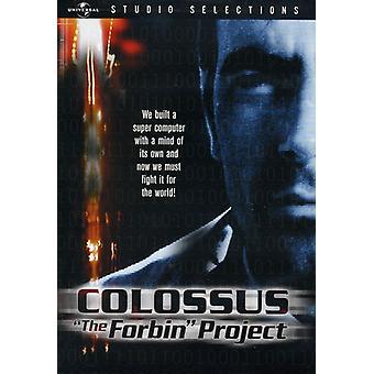 Colossus-Forbin projekt [DVD] USA importerer