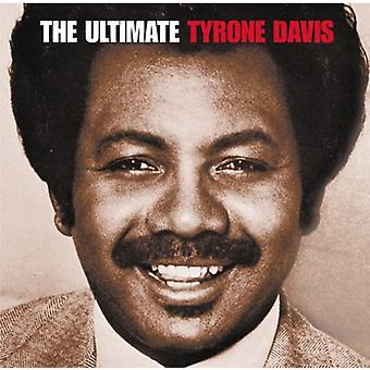 Tyrone Davis - Ultimate Tyrone Davis [CD] USA import