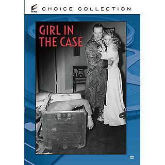 Meisje in het geval [DVD] USA importeren