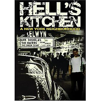 Hell's Kitchen-New York Neighborhood [DVD] USA import