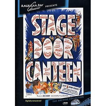 Stage Door Canteen (1943) [DVD] USA import