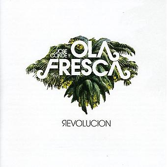 Conde, Jose Y Ola Fresca - (R)Evolucion [CD] USA import