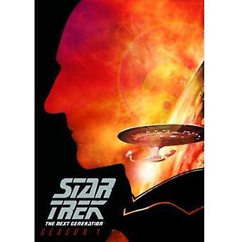 Star Trek Next Generation - Star Trek Next Generation: Season 1 [DVD] USA import