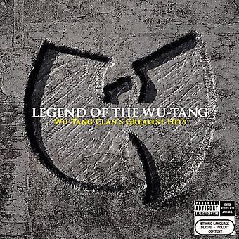 Wu-Tang Clan - Legend of the Wu-Tang : Greatest Hits [Vinyl] USA import