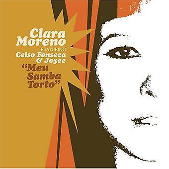 Clara Moreno - Meu Samba Torto [CD] USA import