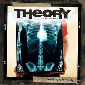 Theory of a Deadman - Scars & Souvenirs [CD] USA import