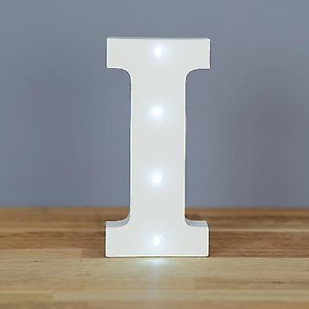 Lettre de LED - lumières Yesbox lettre I
