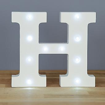 LED letter - 5(1)(h) Yesbox lights