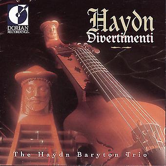 J. Haydn - Haydn Divertimenti [CD] USA import